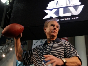 Staubach: Like Landry, Garrett Will Win With Discipline