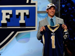 QB Bradford Named No. 1 Pick in NFL Draft