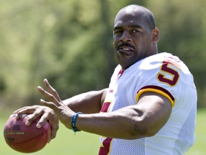McNabb Could Miss Season Opener