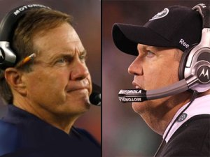 Pats-Jets Features One-Sided War of Words