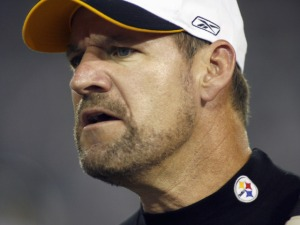 Bettis Doubts Compatability of Cowher, Jerry
