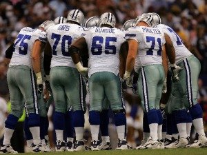 Houck: O Line To Blame For Struggling Running Game