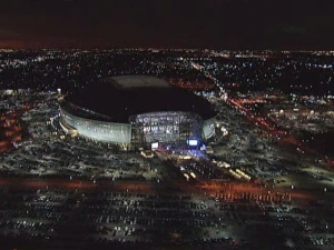 Cowboys Stadium Getting Its Super Makeover