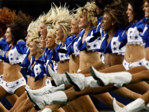 Are You Smarter Than a Dallas Cowboys Cheerleader?