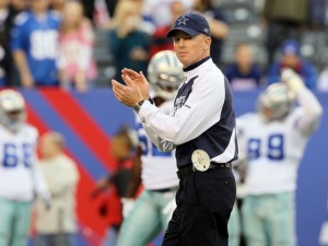 Cowboys Coaches Return To Valley Ranch