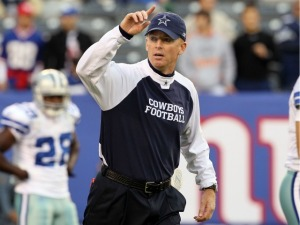 Garrett Training Camp Will Be More Jimmy Johnson, Less Wade Phillips