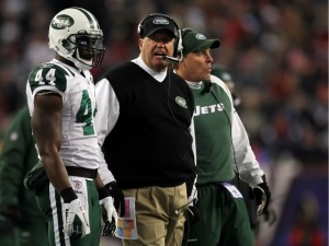 Rex Ryan's Big Props to Ware