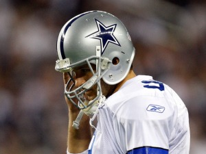 GAHHHHH!!!  Romo May Hold For Field Goals Again