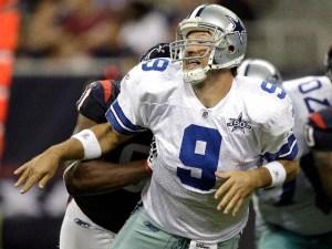 Don't Start Romo This Weekend