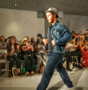 DFW Teen with Down Syndrome Models at New York Fashion Week