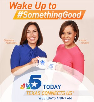 NBC 5 Names Laura Harris to Co-Anchor Weekday Morning