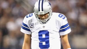 Romo to Miss OTAs After Back Surgery