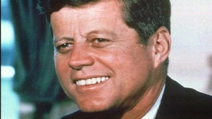 D.C. Newseum Displays JFK Artifacts