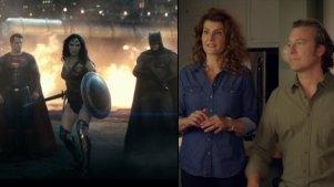 Batman v Superman, My Big Fat Greek Wedding 2: Review