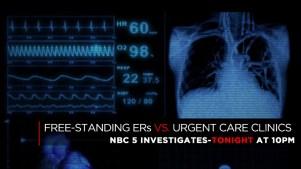 NBC 5 Investigates ER vs Urgent Care