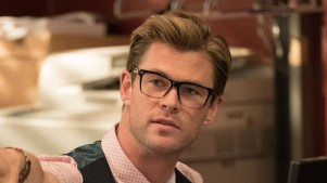 First Look: Hemsworth in 'Ghostbusters' Reboot