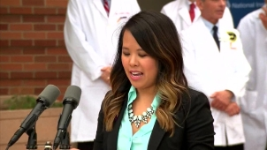 Nina Pham May Be Near Settlement in Ebola Lawsuit