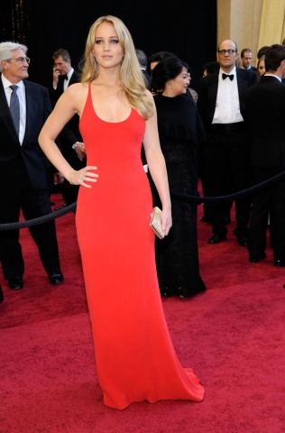 The 20 Most Memorable Red Carpet Looks of 2012