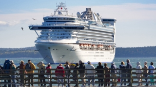 Carnival's Princess Line to Pay $40M Fine in Pollution Case