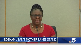 [DFW] Botham Jeans Mother Takes the Stand
