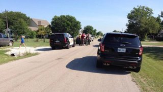 Shooting Call Ends in Chase and Crash in Justin: Denton County Sheriff