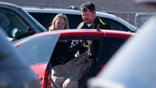 Top News Photos: 3 Dead in Oklahoma Walmart Shooting, Fresno Shooting, More