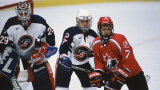 The First Time: USA Vs. Canada at the Olympics