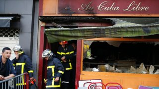 """13 Dead, 6 Injured in """"Totally Accidental"""" Bar Fire in Northern France"""