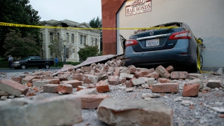 [NATL-BAY] INTERVIEW: USGS Discusses 6.0 Quake