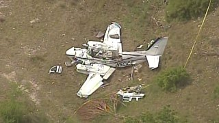 6 Killed in Texas Hill Country Plane Crash: Texas DPS