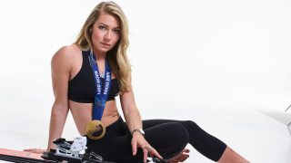 Model Olympian: Mikaela Shiffrin