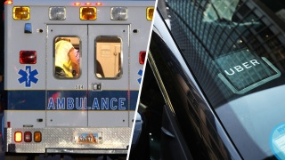 Ambulance Use Drops as Uber's Popularity Grows: Study