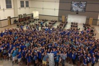 North Texas Schools Show Support for Denton Guyer