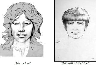 Police Seek 2 Men Linked to Woman Killed Near Manson Site