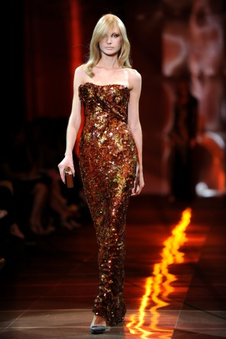 On the Runway: Fall 2011 Couture