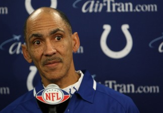 Dungy Not Interested In Dallas Job
