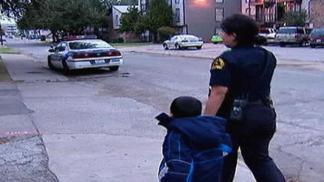 Child Found Wandering in Dallas