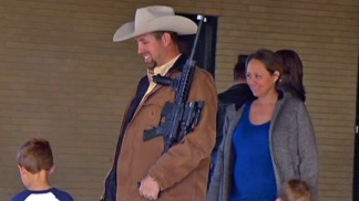 Fort Worth Gun Show Draws Big Crowds