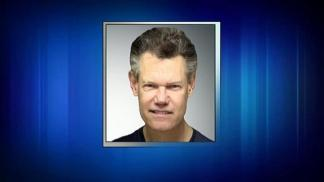 Randy Travis Arrested in Sanger