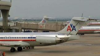 AMR Bankruptcy Concerns for Businesses Near Airport