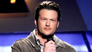 """The Voice"" Semi-Finals: Did Christina Aguilera Scold Blake Shelton?"