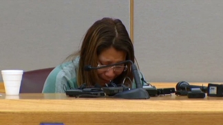 Mother Who Glued Child's Cries in Court