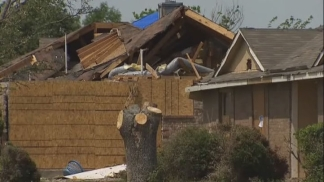 Lancaster One Month After Tornado