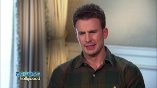 "Chris Evans: ""The Avengers"" Is ""Going So Well"""