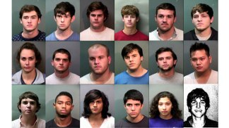 Drug Bust Mug Shots