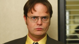 "Rainn Wilson Talks ""The Office"" Finale"