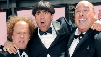 """The Three Stooges"" Premiere"