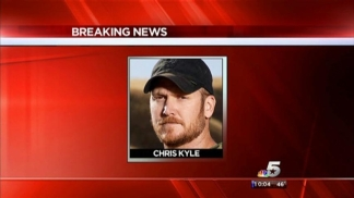 Chris Kyle's Truck Recovered In Dallas County