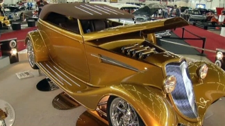 Hot Rides Glitter at Dallas Car Show