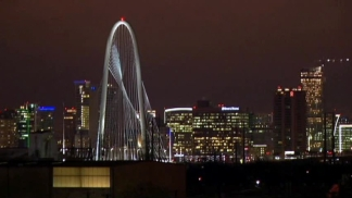 Big D Applauds Calatrava Bridge